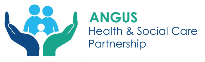 Angus Health and Social Care Partnership logo